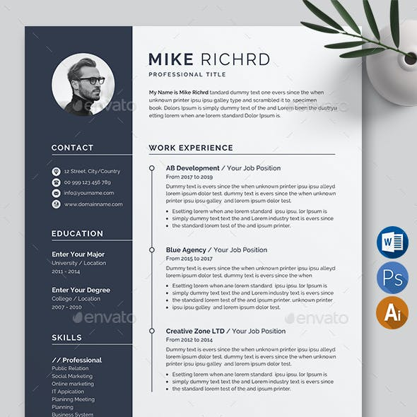 Writing a resume to get hired fast